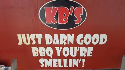 Best Lunches: KB's BBQ