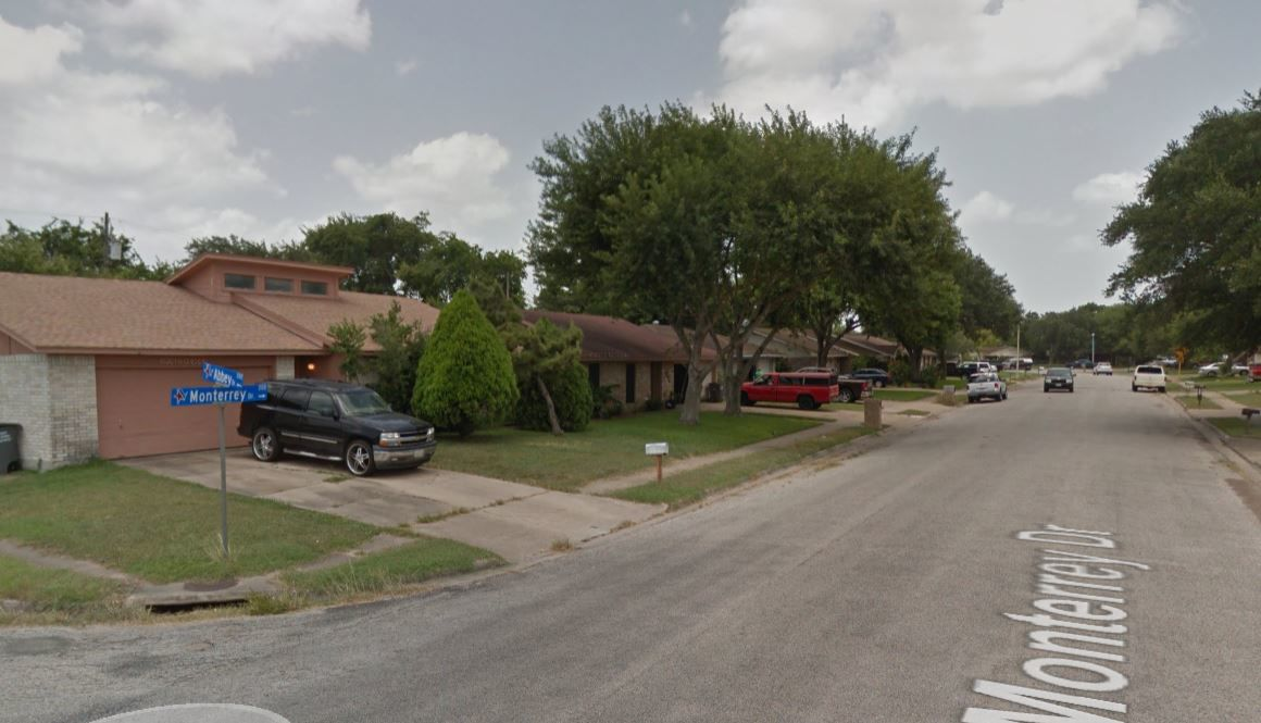 Fatal shooting at Monterrey Drive