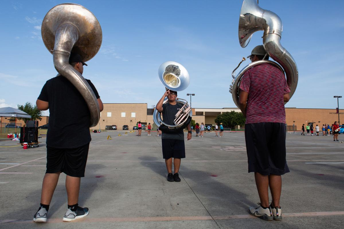 Victoria West Band Camp