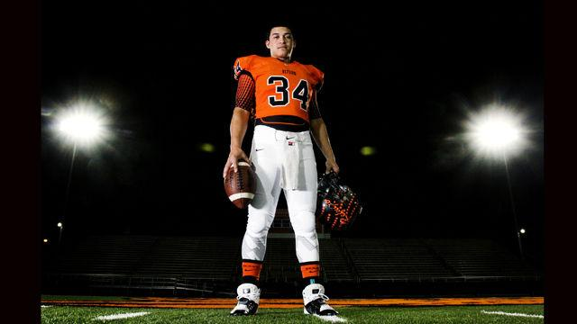 Refugio Quarterback On Top Of Texas High School Football World W