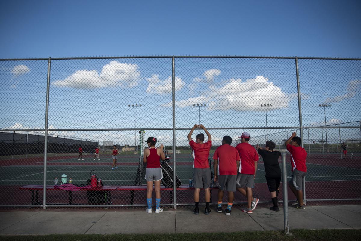 East v. West Tennis