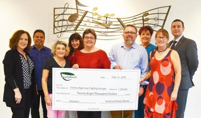 Victoria Empty Bowls raised $28,000 to feed hungry