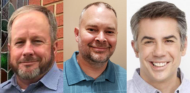 3 vie for VISD District 7 seat
