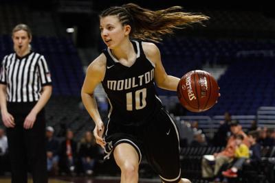 Moulton Girls Basketball State Semifinal