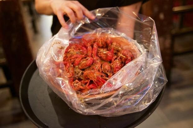 Crawfish Cajun Catering