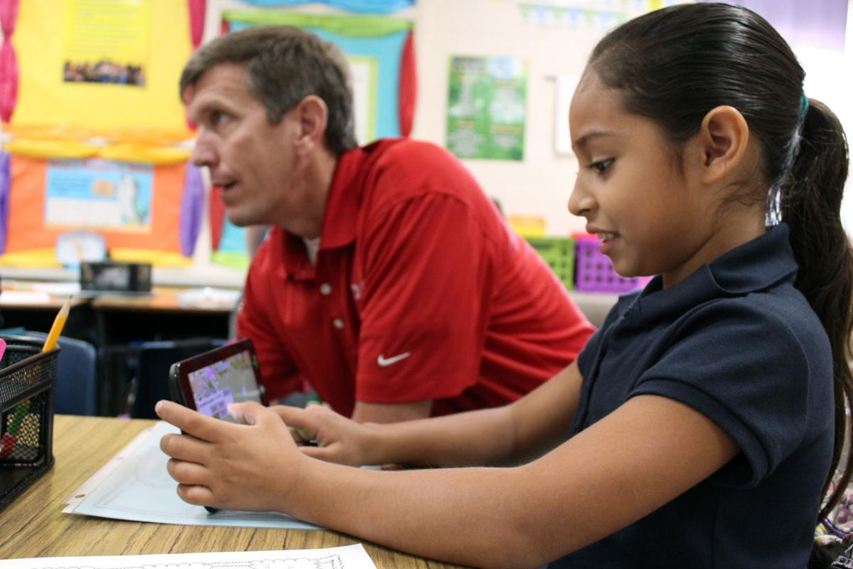 Uhv Invista Develop Math App For Bloomington Students