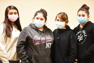 Waelder students gain patient care skills through Nurse Aide class at VC's Gonzales Center