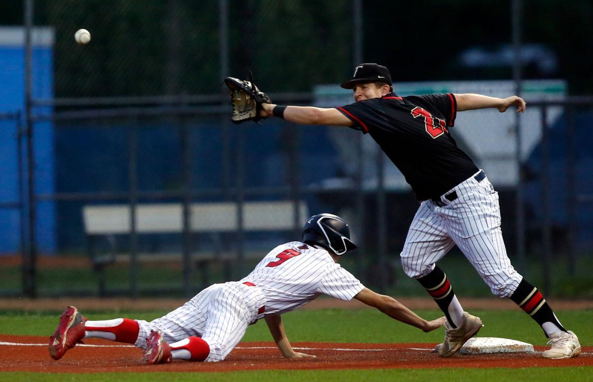 Victoria East vs. Victoria West Baseball