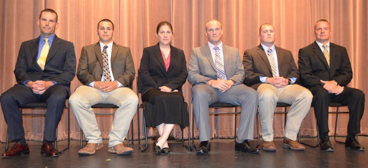 5 Vc Students Earn Basic Peace Officer Certification Local News