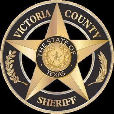 Victoria County Sheriff's office logo