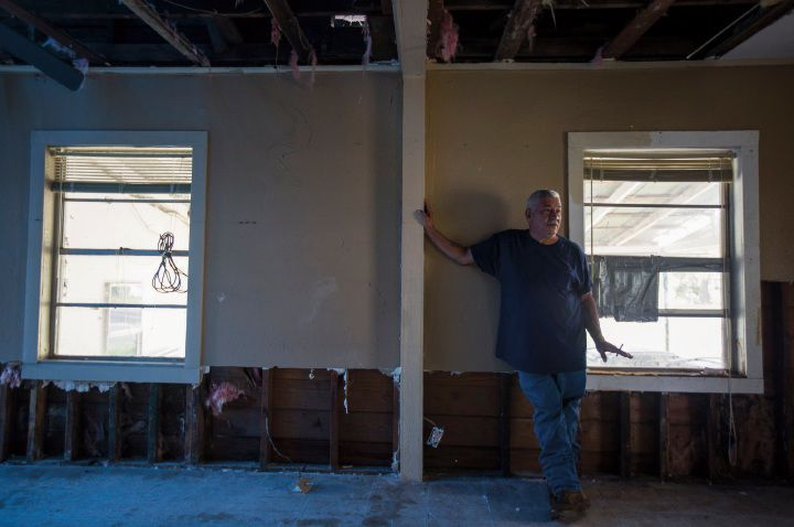 FEMA mobile home process lags after Harvey