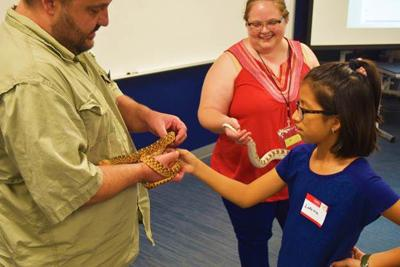 Kids College to teach youngsters about wildlife in 'Junior Naturalist' camps