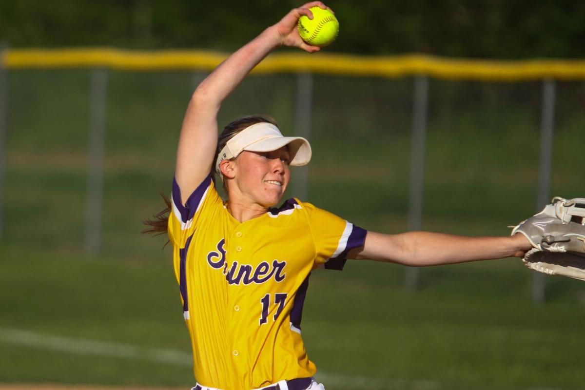 Shiner vs. Louise High School Softball