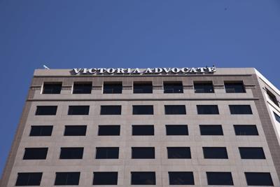 Victoria Advocate sign