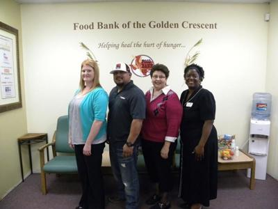 Stallion Oilfield Services donates to Battle Against Hunger