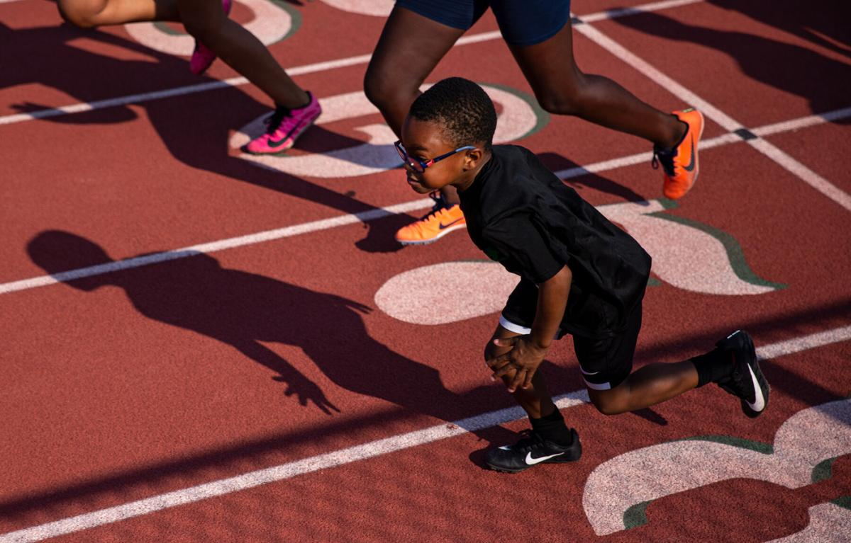 TAAF State Track & Field Practice