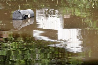 Greens Addition 2015 flooding