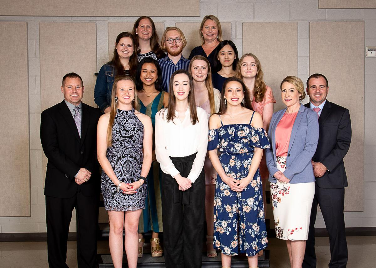 Students honored at annual excellence awards ceremony | News
