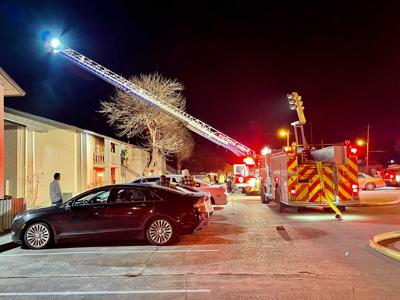 Summerstone Apartments fire