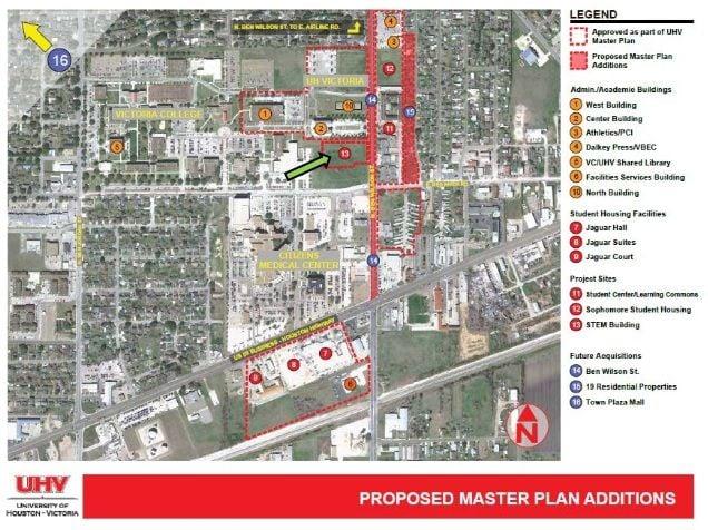 University presents updated master plan to board regents
