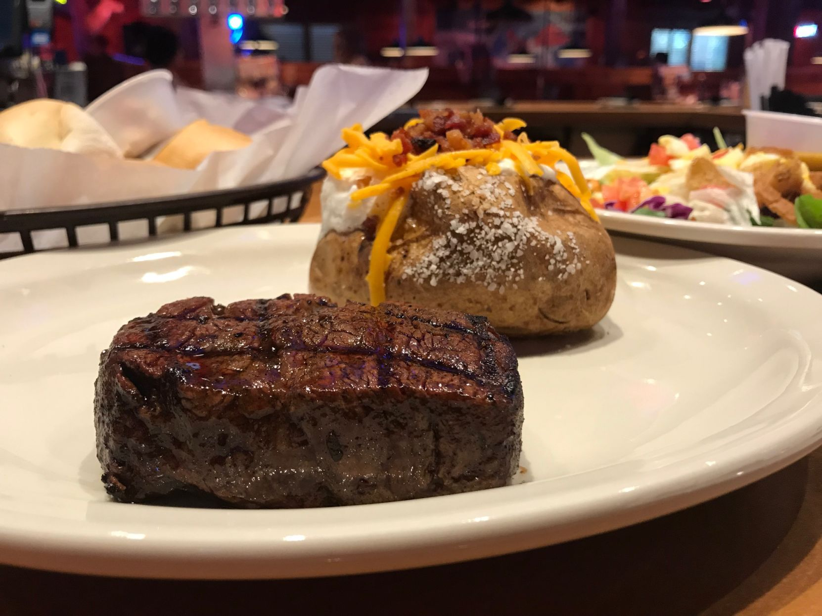Texas Roadhouse Grills Up Best Steak