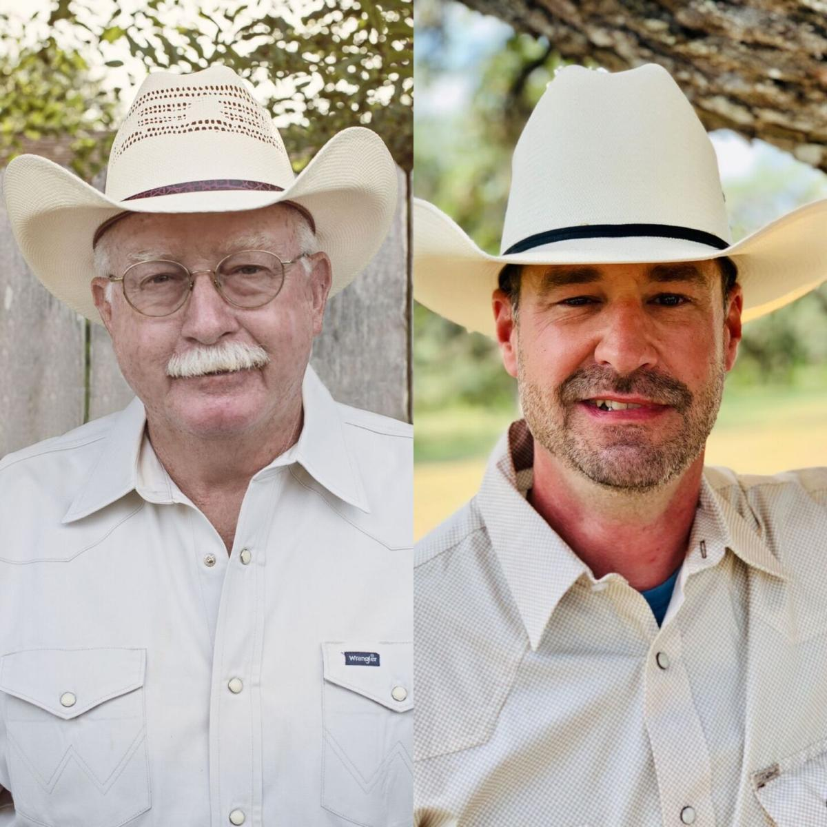 Goliad County commissioner's race
