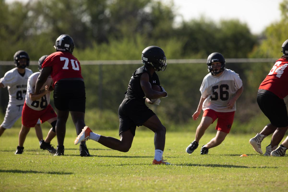 Victoria West's First Football Practice of 2021 Season