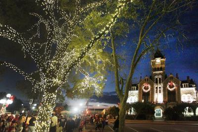 Christmas on the Square creates festive family fun