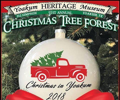 Yoakum Heritage Museum