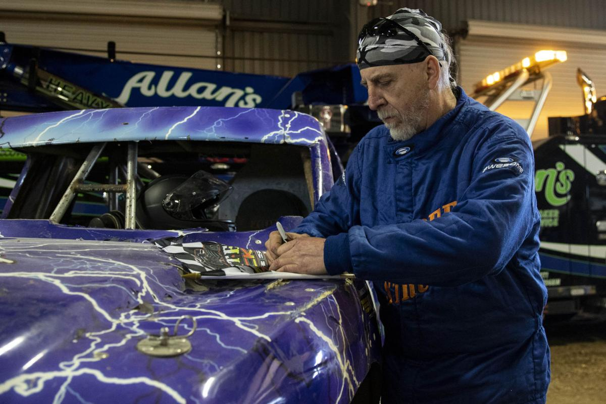 Monsters trucks face off at the Victoria Community Center