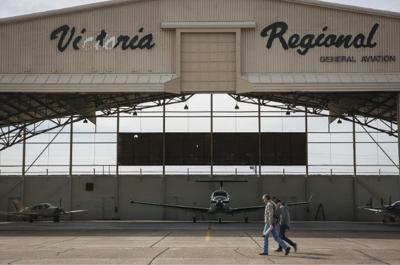 Manager leads Victoria Regional Airport on new path