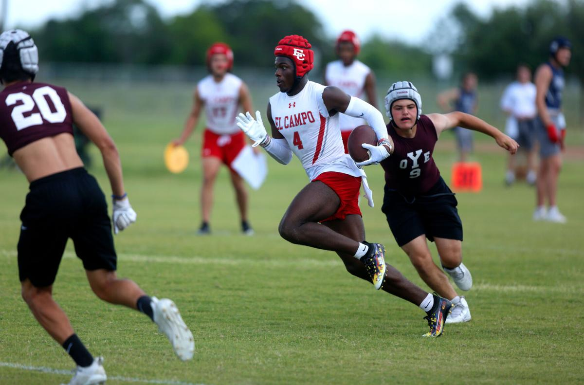 7-on-7 State Qualifying Tournament