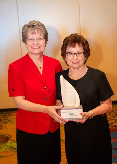 Longtime El Campo Memorial Hospital employee earns statewide recognition