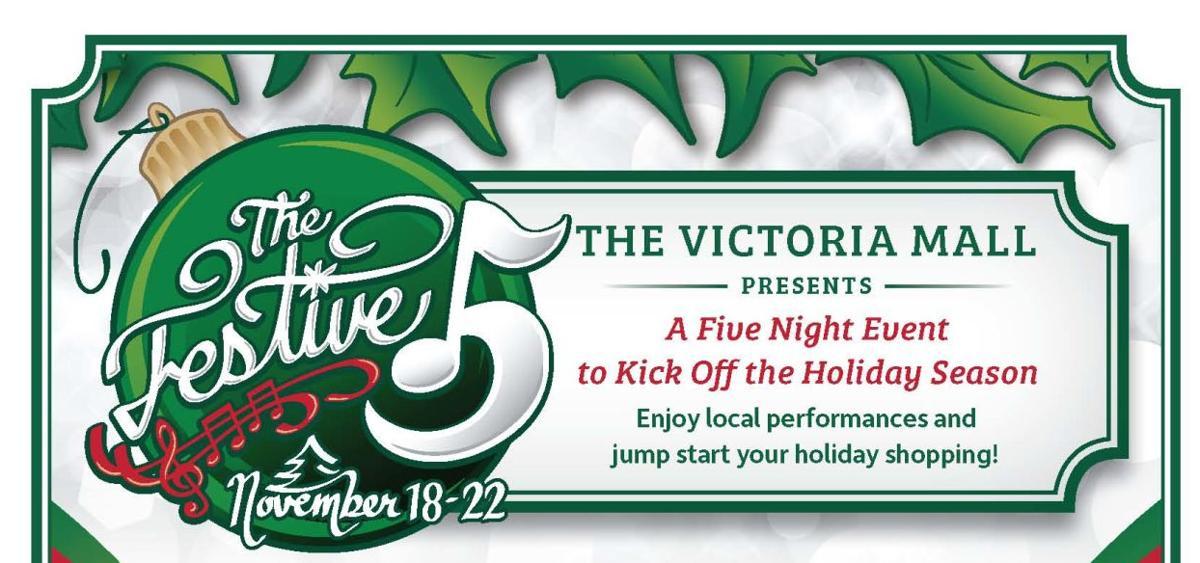 Victoria Mall Five Night Event