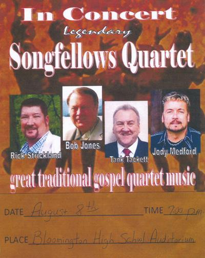 Songfellows Quartet