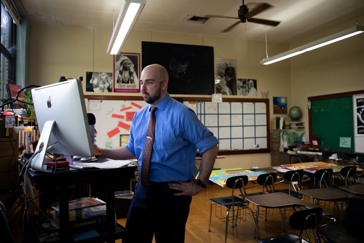 St. Joseph starts back to school virtually