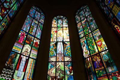 Catholic Diocese Chapel