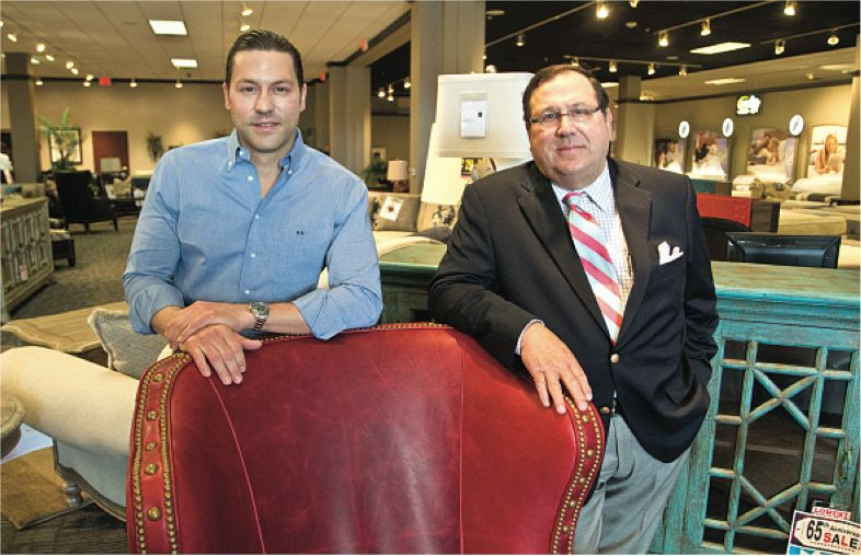 Kamins Pride Themselves On Customer Service, Furniture Quality