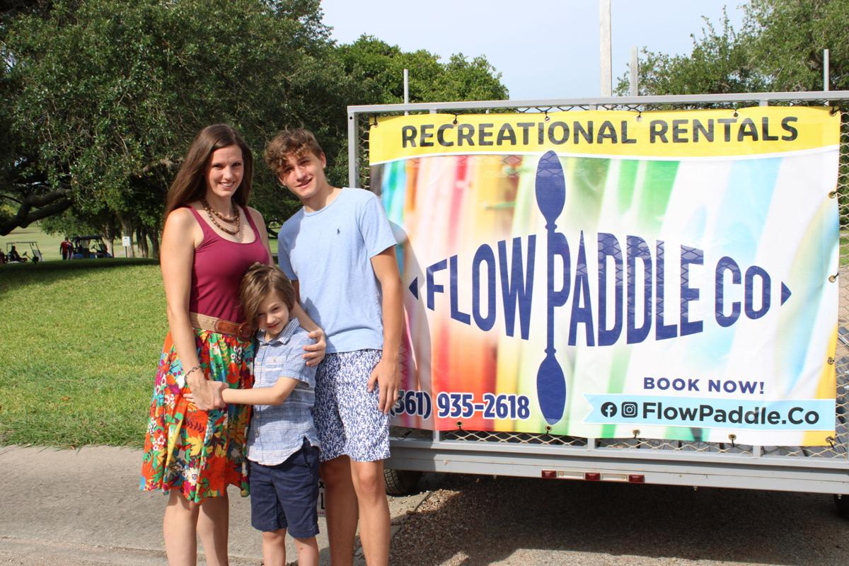 City's Parks & Recreation partners with kayak business