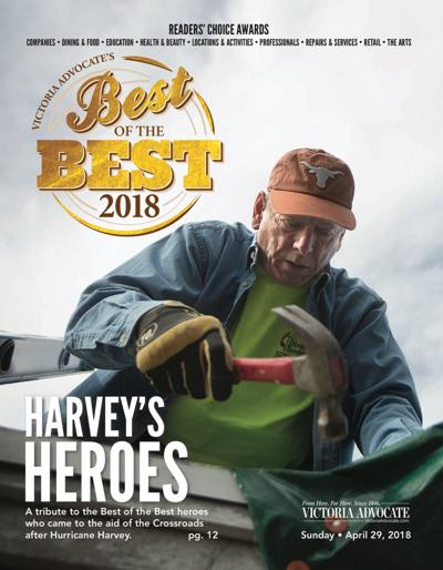 Best of Best cover 2018
