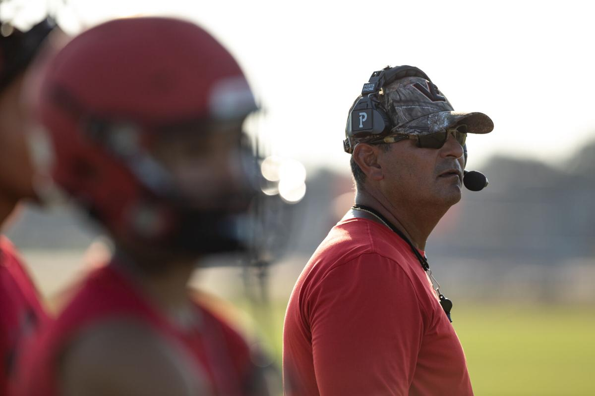 Victoria East's First Football Practice of 2021 Season