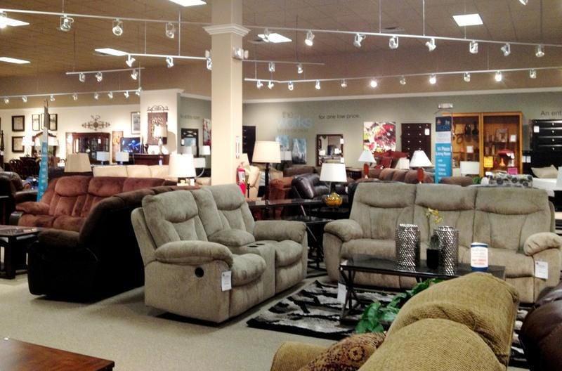 Best Furniture Store: Ashleyu0027s Furniture HomeStore