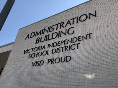 The VISD admin building