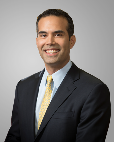 Commissioner George P. Bush