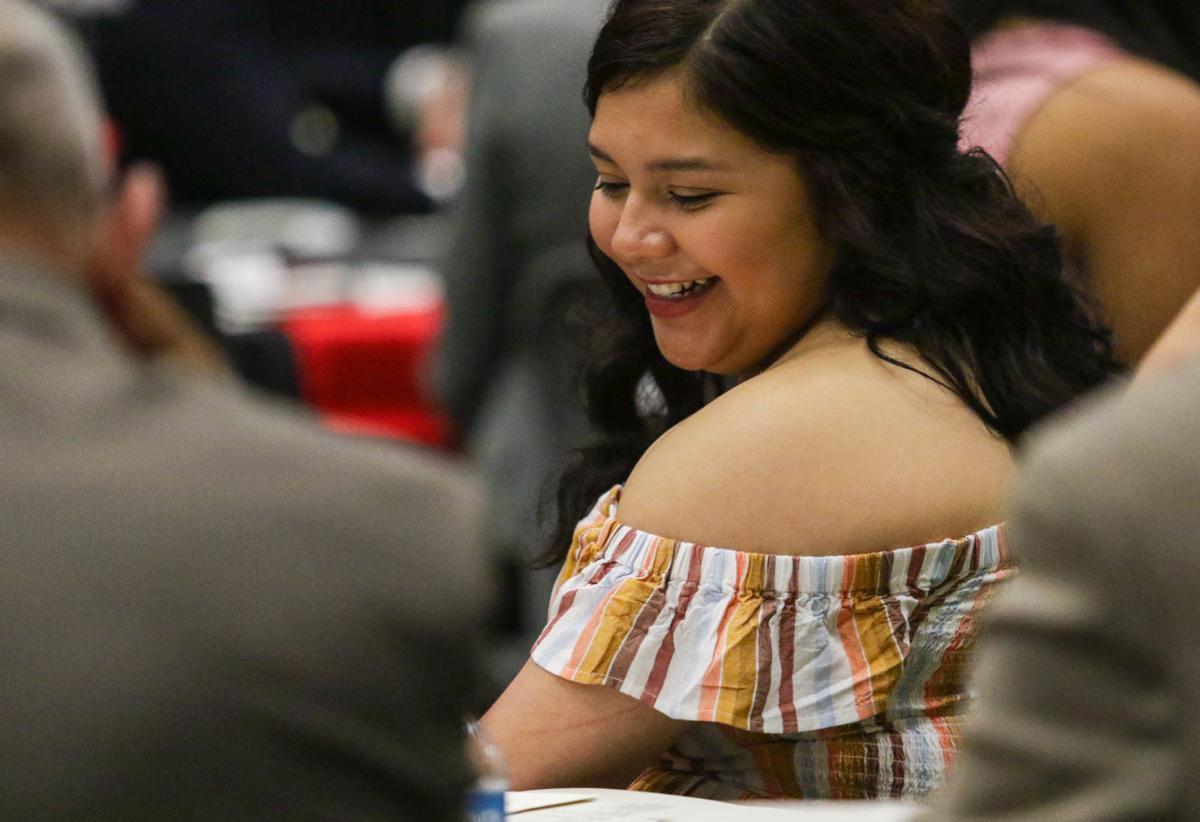 VISD Scholarship Ceremony