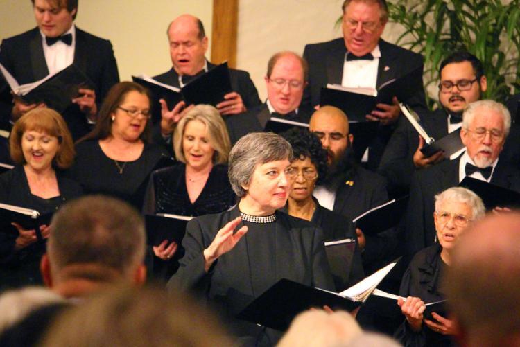 Victoria College Choir and Victoria Civic Chorus