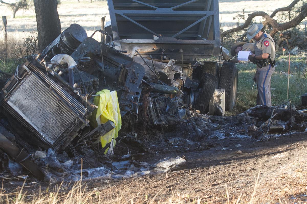Driver killed in Goliad County rollover   Goliad   victoriaadvocate com