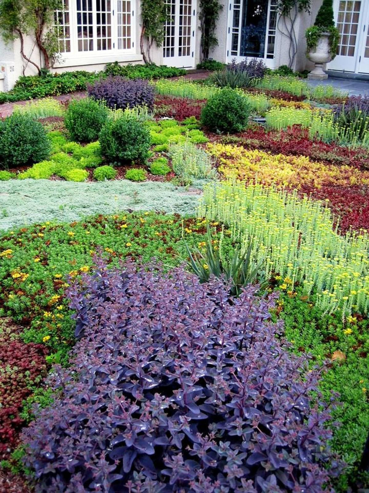 Gardeners Dirt Beautiful Borders Framing Landscapes Like