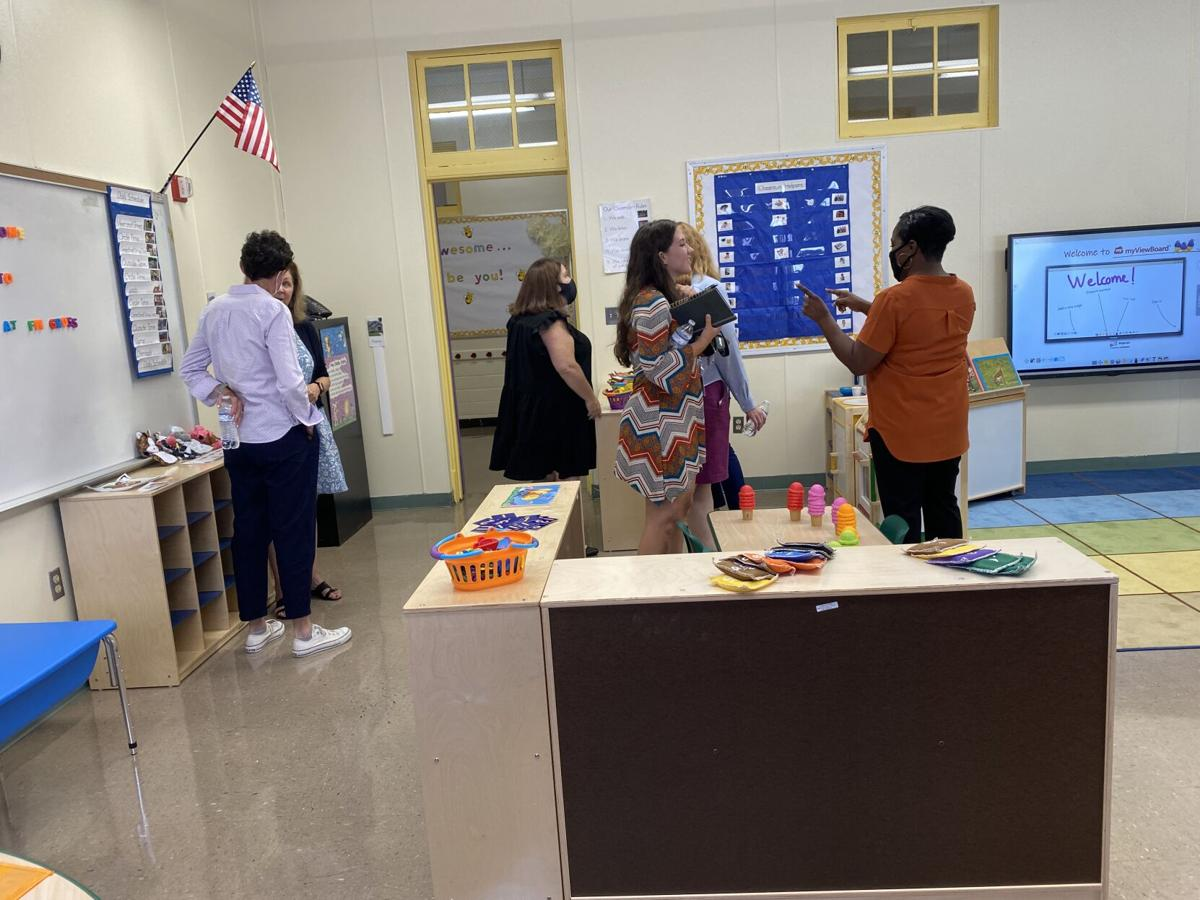 Early Learning center opens at F.W. Gross campus
