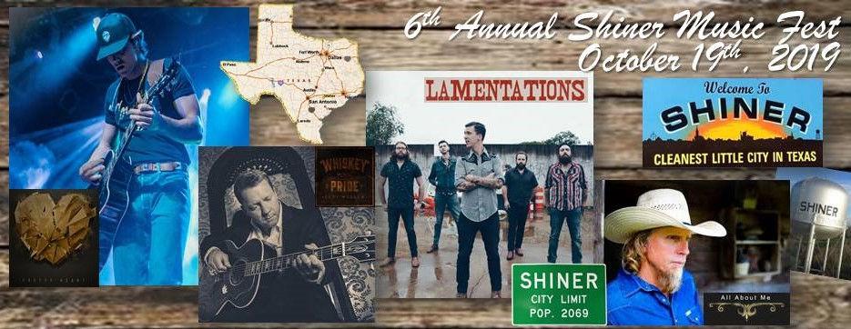 Shiner Music Festival 2019